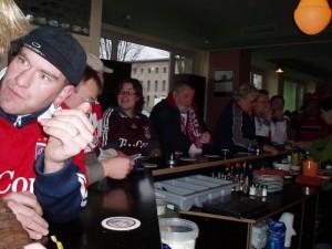 Auswärtsspiel in Dortmund 2007-2