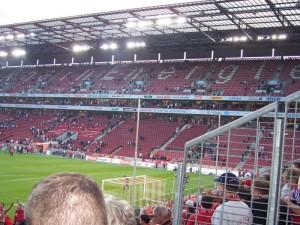 Auswärtsspiel in Köln 2005-1