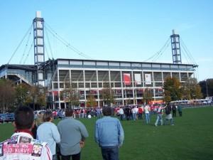 Auswärtsspiel in Köln 2005-2