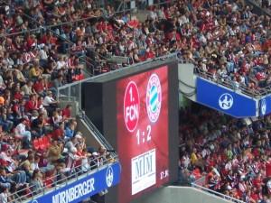 Auswärtsspiel in Nürnberg 2005-1