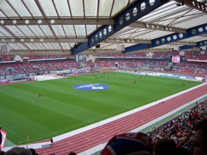 Auswärtsspiel in Nürnberg 2005-2