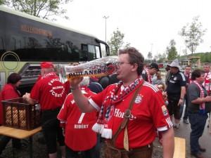 Meisterfeier gegen Augsburg 2013-1