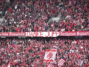 Meisterfeier gegen Augsburg 2013-3