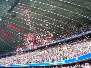 Meisterfeier gegen Dortmund 2006-2