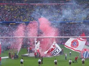 Meisterfeier gegen Dortmund 2006-3